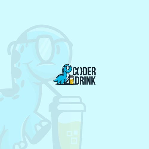 character for coder drink
