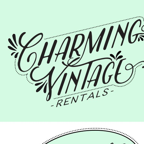 Charming Vintage Logo