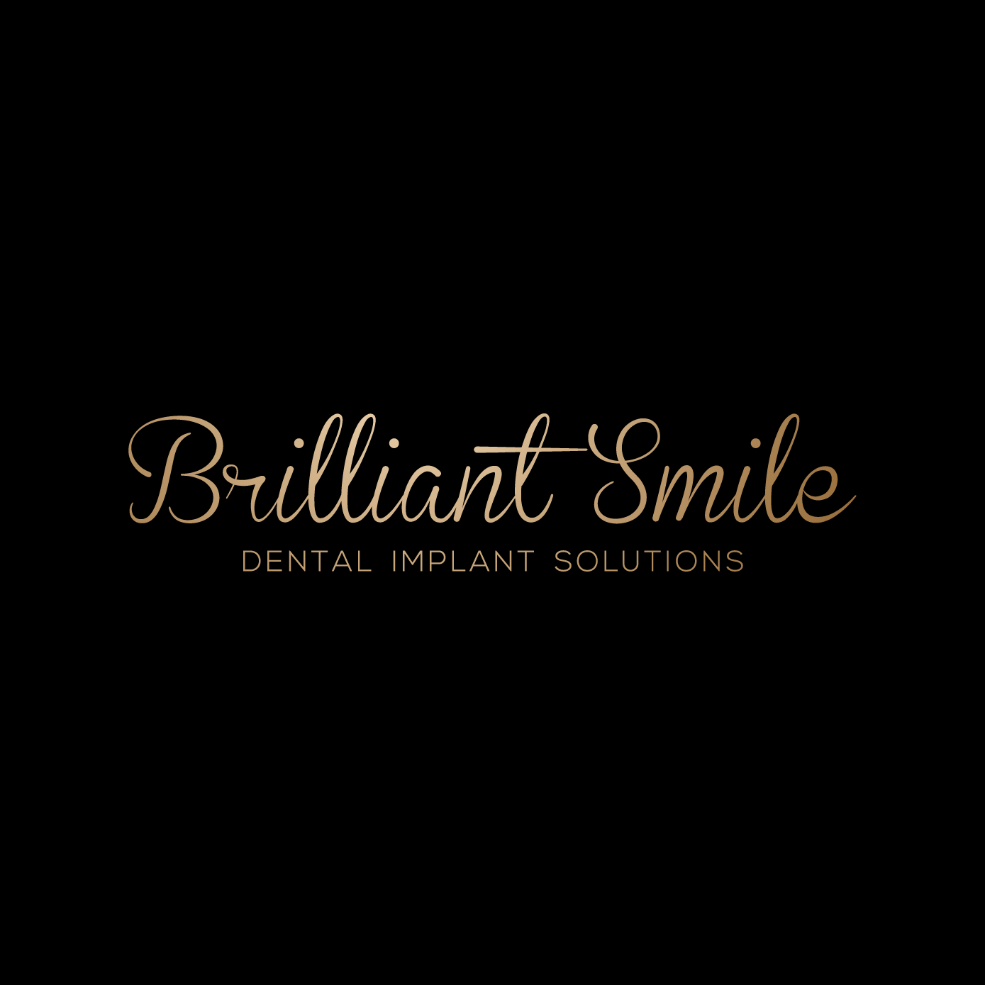 logo for a dental service and product