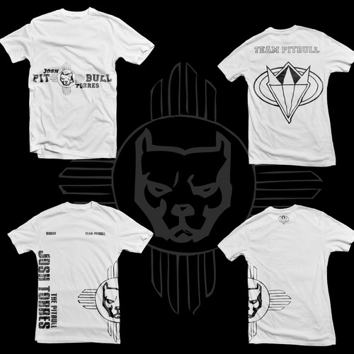 Boxer t-shirt for KNUXX sponsored fighter