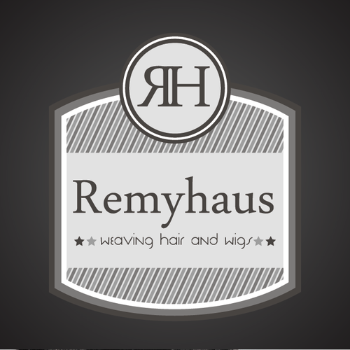 Help me design my dream logo for my online beauty store: REMYHAUS