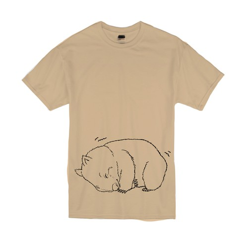 wombat shirt