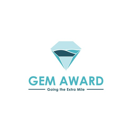 logo concept for Gem Award