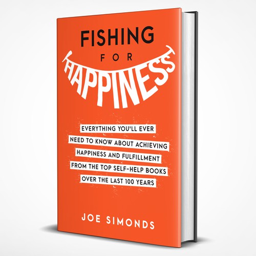"Book cover for ""Finding Happiness"""