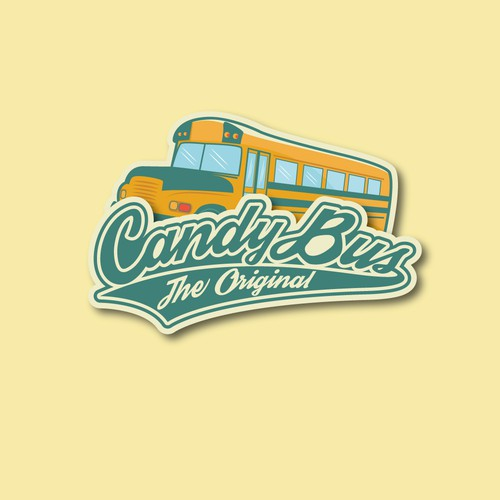 Candy Bus - The Original -