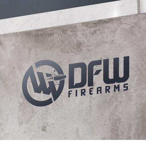 DFW shooting logo