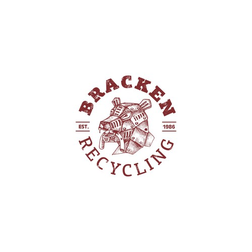 Bracken recycling
