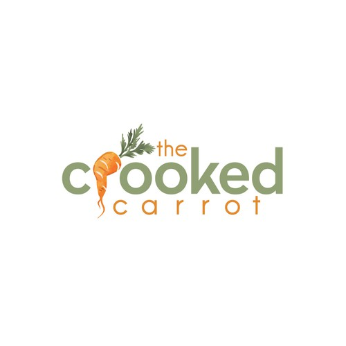 Logo for a blog focusing on a real food