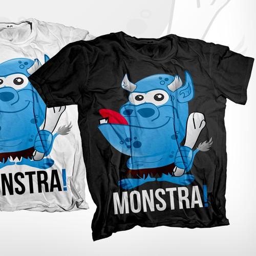 Fun Illustrated Tshirt : $200 Guaranteed!