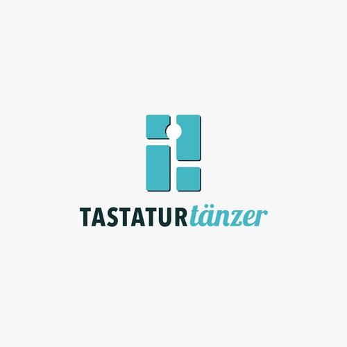 logo for Tastaturtänzer (Keyboard dancer)