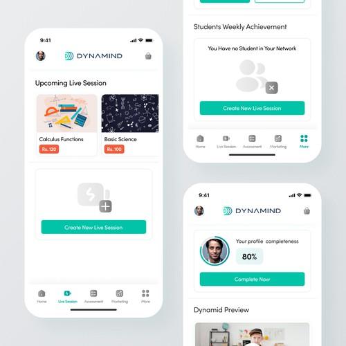 App Design - Dynamind
