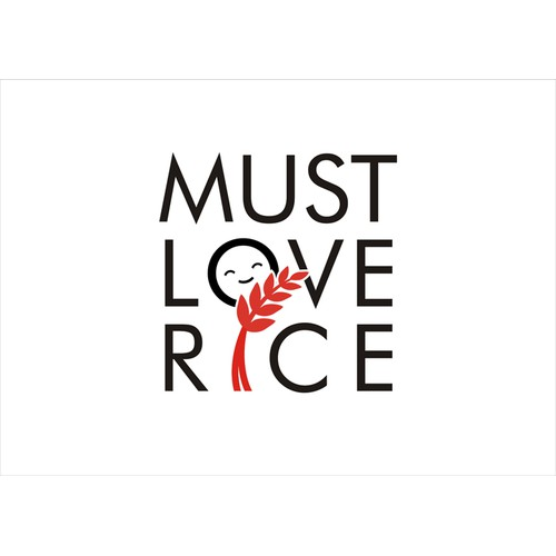 Help Must Love Rice with a new logo