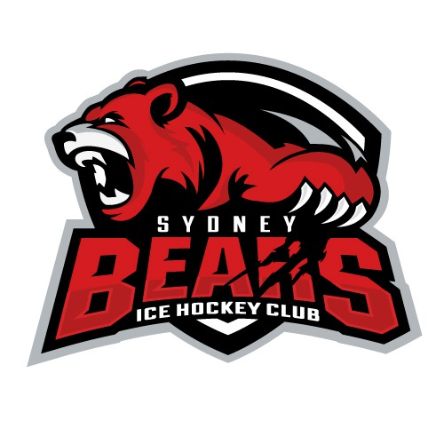 Sydney Bears Hockey Logo