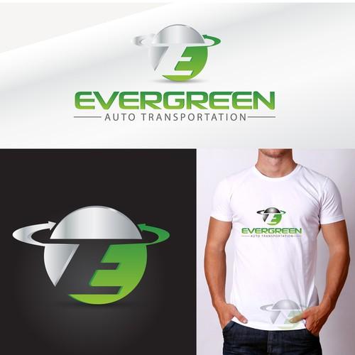 logo for Evergreen Auto Transportation