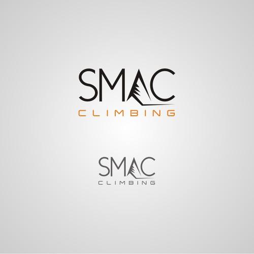 logo for SMAC Climbing