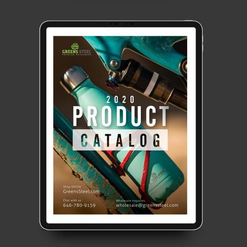 GreenSteel Premium Drinkware Catalog