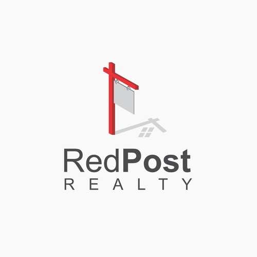 Clever Logo for Real Estate Company