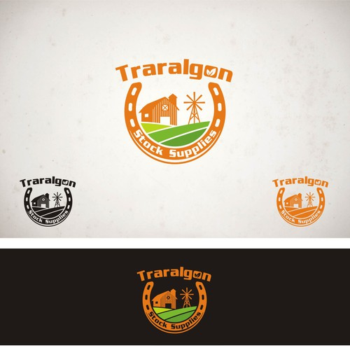Create the NEW logo for Traralgon Stock Supplies