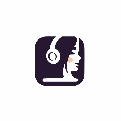 Audiobooks app logo
