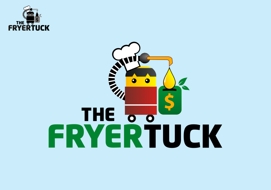 Help The Fryer Tuck with a new logo
