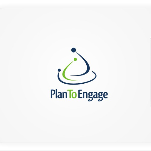 Plan to Engage: logo needed for an online marketing agency
