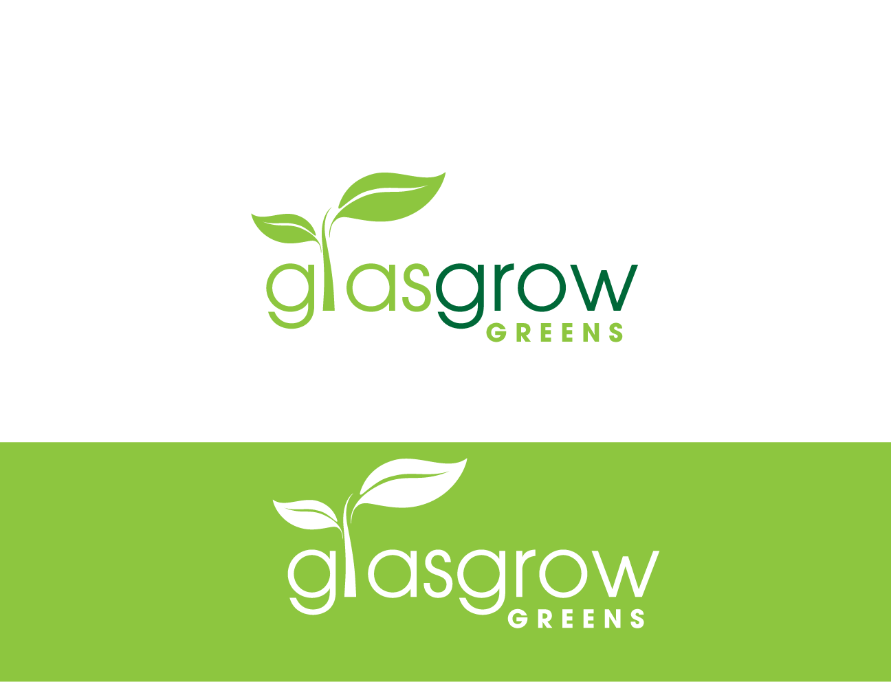 Create a vibrant logo for our Urban Farm.