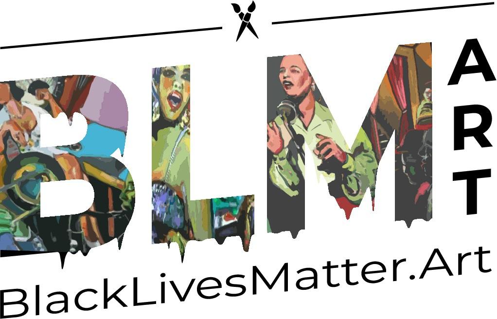 BlackLivesMatter.Art LOGO contest  for online gallery