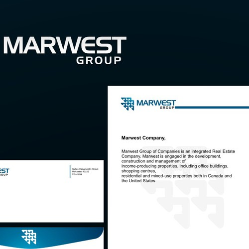 Logo modernization and stationary