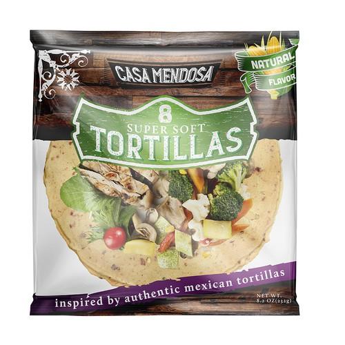 Mexican Style Tortilla