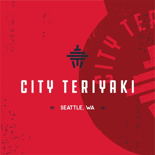 City Teriyaki_Identity