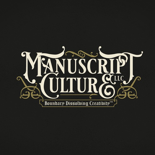 Hand-crafted Vintage Logo