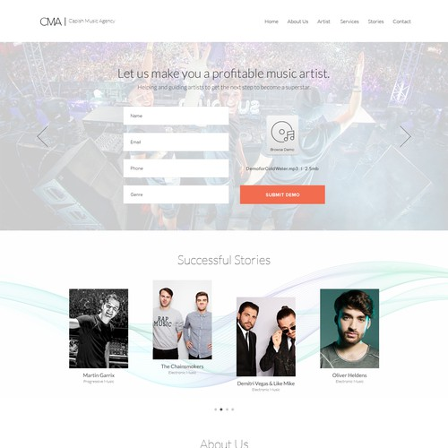 Capish Music Agency