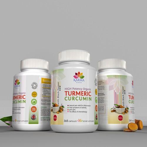 karma nutrition label