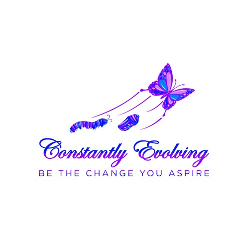 Constantly Evolving Logo