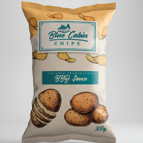 Blue Cabin Chips