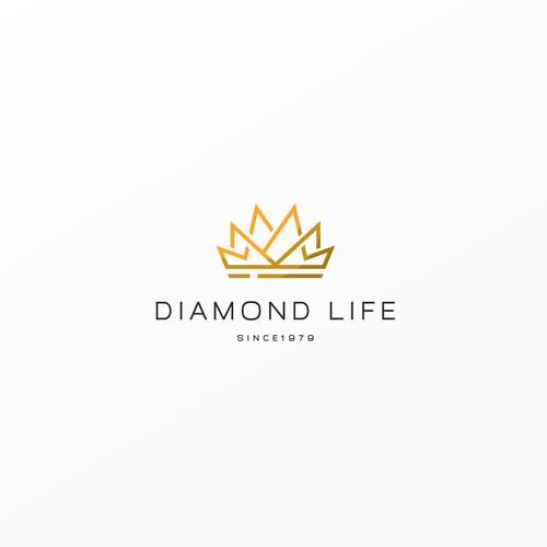 Logo design for Diamond Life