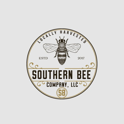 Logo Concept for Southern Bee