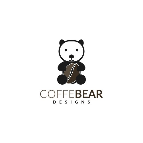 Coffe Bear logo