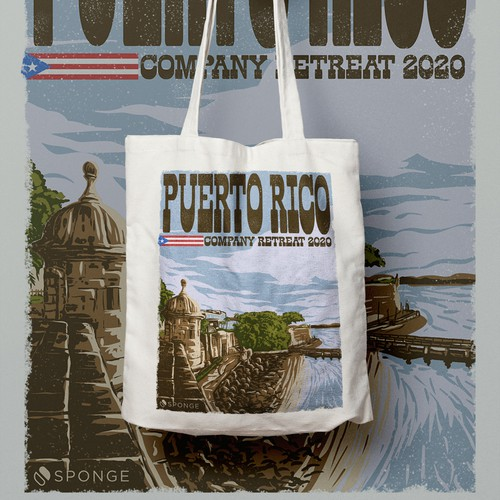 VintageTravel Poster Themed Design Concepts
