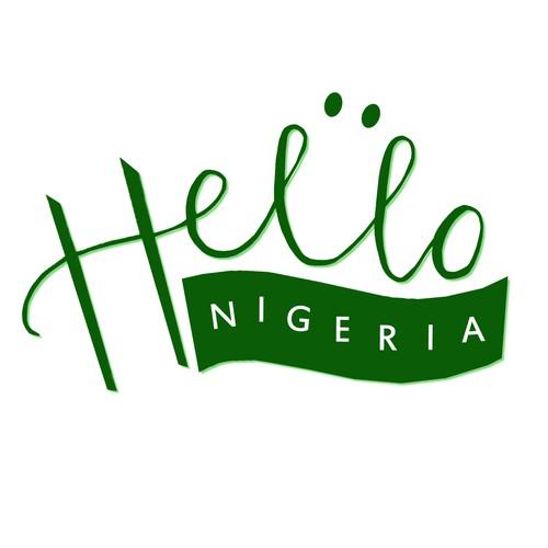 Hello Nigeria Celebration design for dakoja