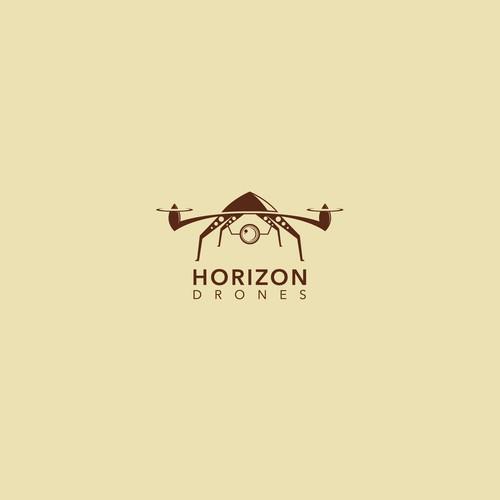 logo for Horizon Drones