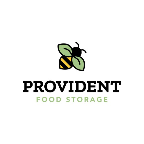 Logo for emergency frozen food company