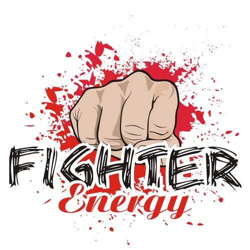 Bragging Rights! Energy Drink needs Intense Iconic Logo!