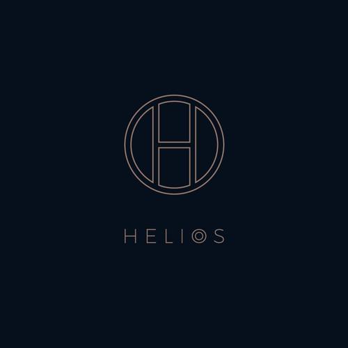 Luxury Feminine Logo for Helios