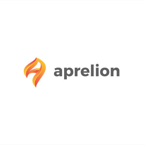 Aprelion Logo Design