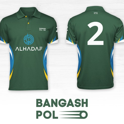 Logo and polo design for Bangash Polo