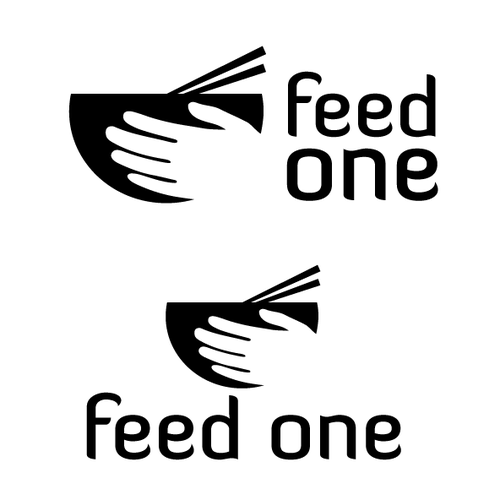 Logo design for an organization that helps people in need