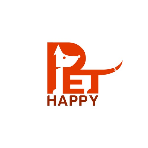 "Corporate Identity Design for ""PetHappy"", an onlineshop for Dogs and Pets"