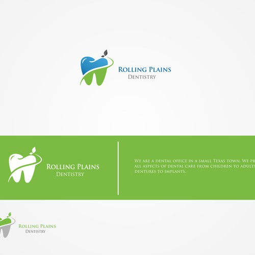 Create a brand that our dental office can use that appeals to everyone.
