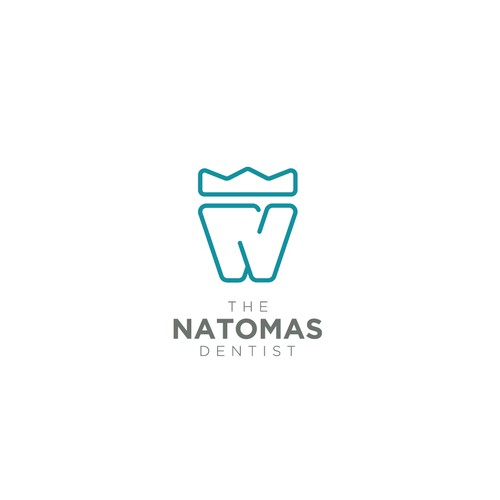Logo concept for dentist